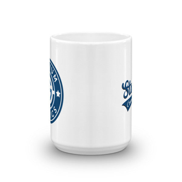 Stadium Comics Logo Coffee Mug