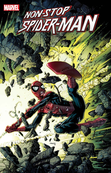 NON-STOP SPIDER-MAN #2 Collector's Pack Pre-order