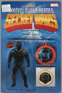 Secret Wars Battle World #1 Action Figure Variant Cover