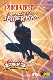 Amazing Spider-Man #10 ANMN ANIMATION Variant