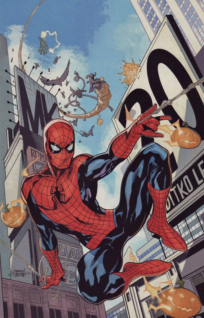 AMAZING SPIDER-MAN #7 - 1:200 Terry Dodson Virgin Variant Cover