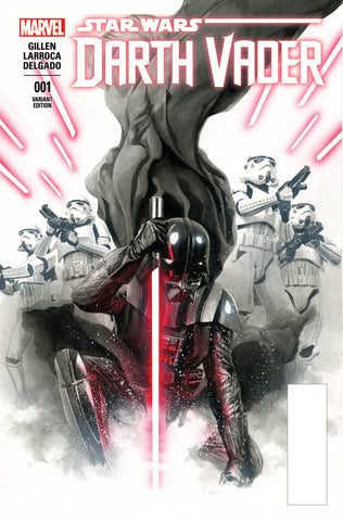 DARTH VADER #1 ALEX ROSS VARIANT