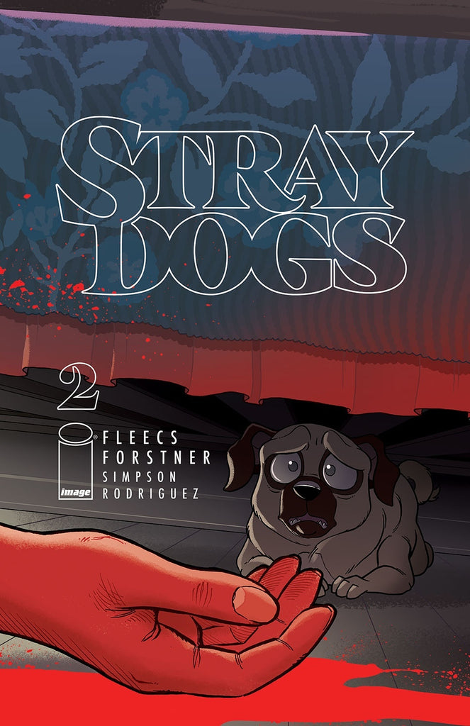 STRAY DOGS #2 PRE-ORDER