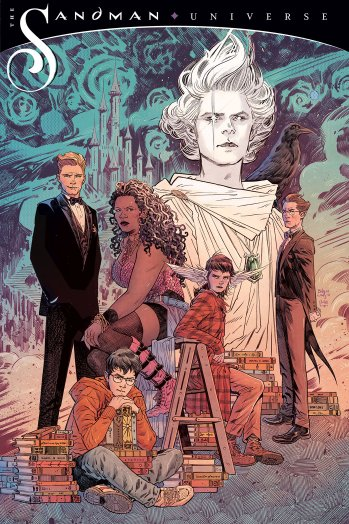 SANDMAN UNIVERSE #1 Collector's Pack Pre-order