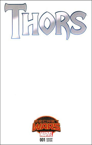 Thors #1 Blank Variant