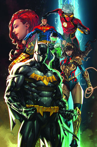 JUSTICE LEAGUE #1 Collector's Pack Pre-order