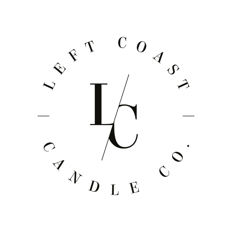 Left Coast Candle Co. is a simplistic and luxurious pure soy wax candle company. Our candles are hand-poured in small batches in Los Angeles, CA with crackling wooden wicks for you to enjoy.