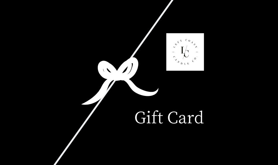 gift card candles