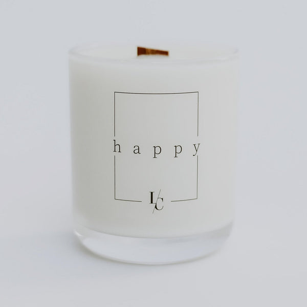 happy pear and honey soy candle los angeles