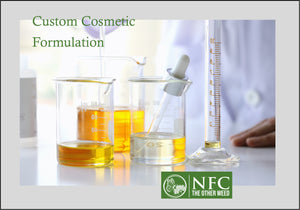 Custom Cosmetic Formulation