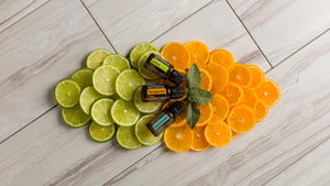 Our Best Kept Secrets: Spearmint, Tangerine, and Lime
