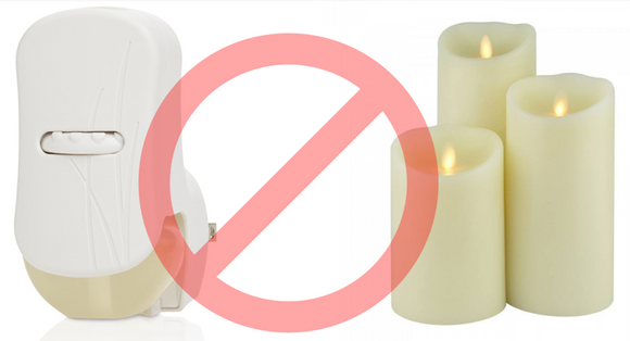 Why I Stopped Using Candles and Plug-in Air Fresheners - doTERRA