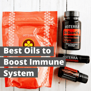Best Essential Oils to Boost Immune System