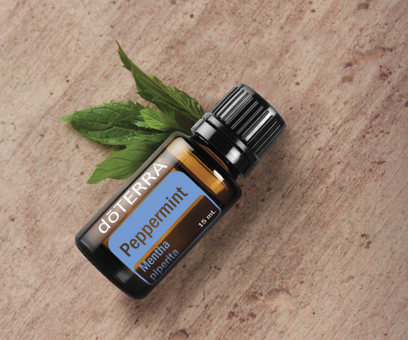 Stay Alert with Peppermint Oil - doTERRA