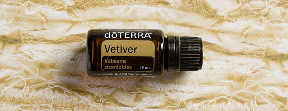 Vetiver Oil Uses and Benefits - doTERRA