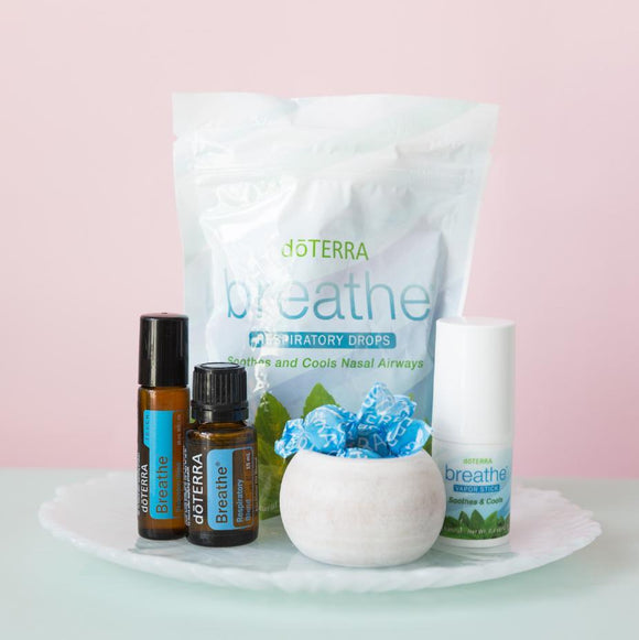 doTERRA Breathe Products