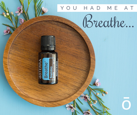 doTERRA Breathe Oil
