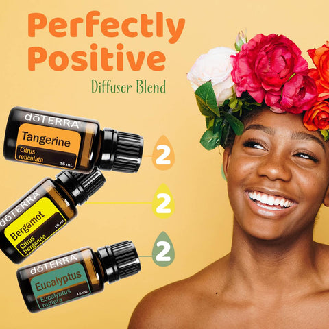 Perfectly Positive Diffuser Blend