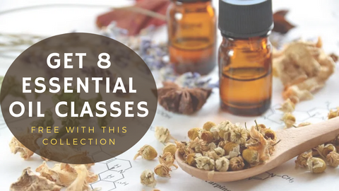8 Essential Oil Classes
