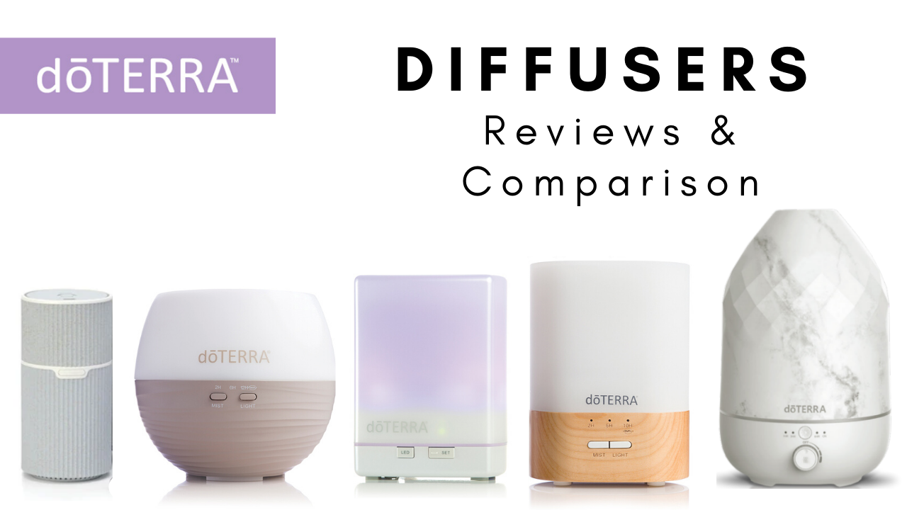 doTERRA Diffusers Reviews and Comparison