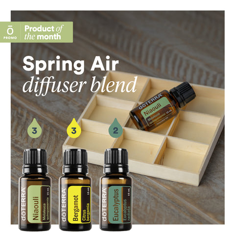 Niaouli Diffuser Blend