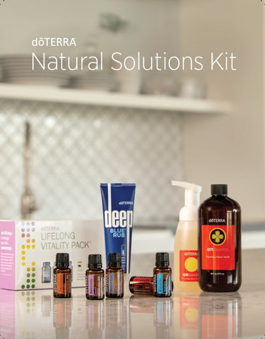 Natural Solutions Kit Brochure