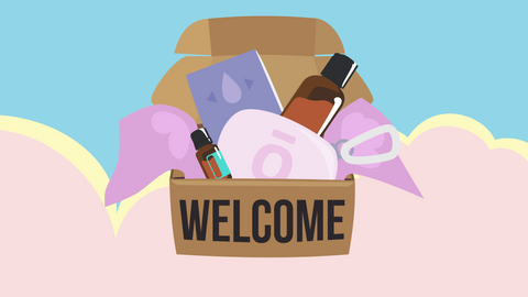 doTERRA Welcome Box
