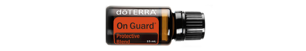 doTERRA On Guard Sideways