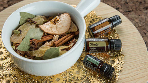 Essential Oil Potpourri