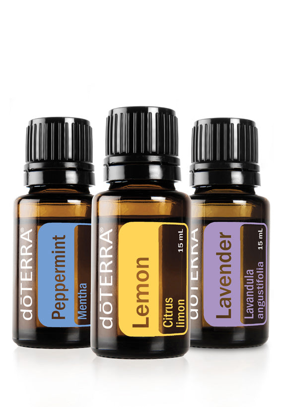 doTERRA Beginner's Trio Kit