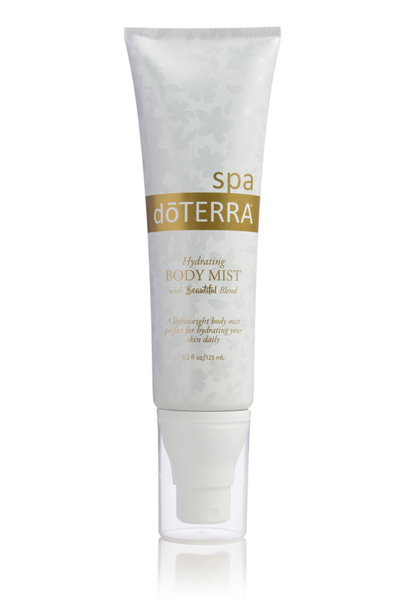 doTERRA SPA Hydrating Body Mist - doTERRA