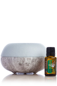 doTERRA Brevi Stone Diffuser with Holiday Peace