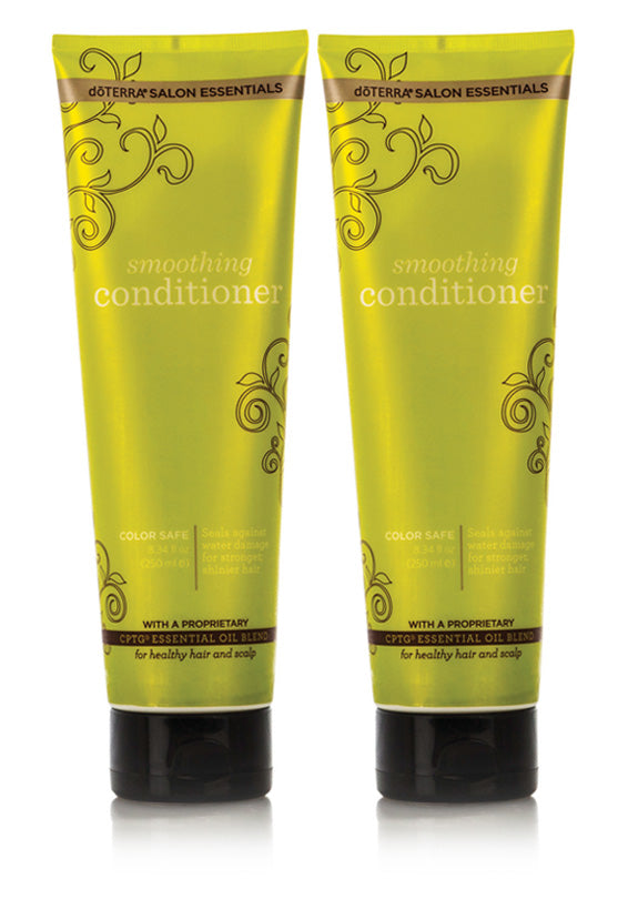 doTERRA Salon Essentials Smoothing Conditioner 2–Pack
