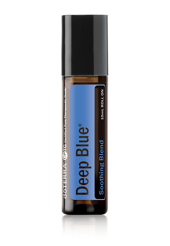 doTERRA Deep Blue Soothing Blend Roll-on