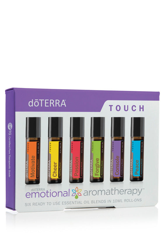 doTERRA Emotional Aromatherapy Touch Roll-on Kit