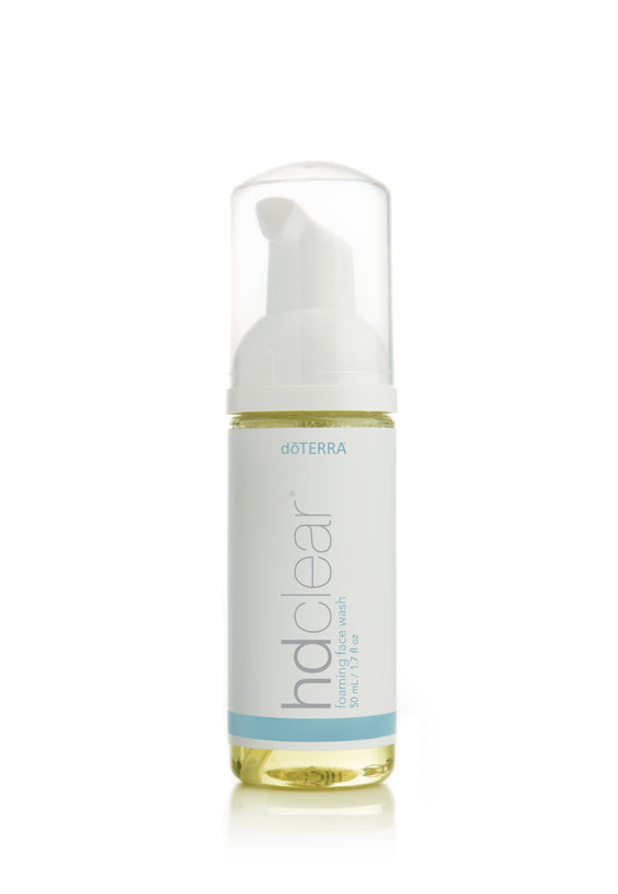 doTERRA HD Clear Foaming Face Wash - doTERRA