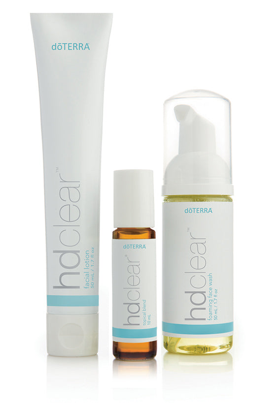 doTERRA HD Clear Facial Kit - doTERRA