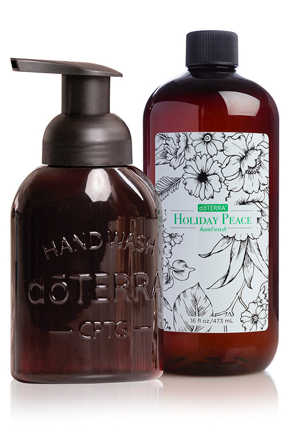 doTERRA Holiday Peace Hand Wash with Dispenser