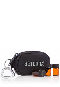 doTERRA Key Chain (Black) 8-Vial - doTERRA
