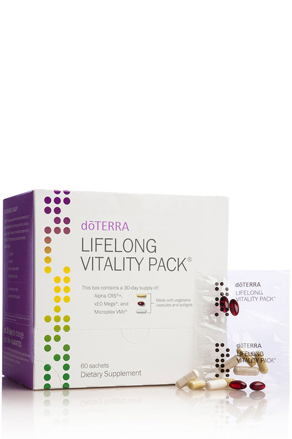 doTERRA Lifelong Vitality Daily - Packets