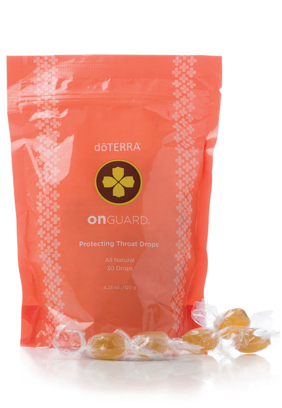 doTERRA On Guard Protecting Throat Drops - doTERRA