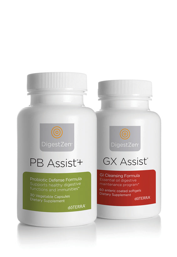 doTERRA Cleanse & Renew GX Assist & PB Assist+