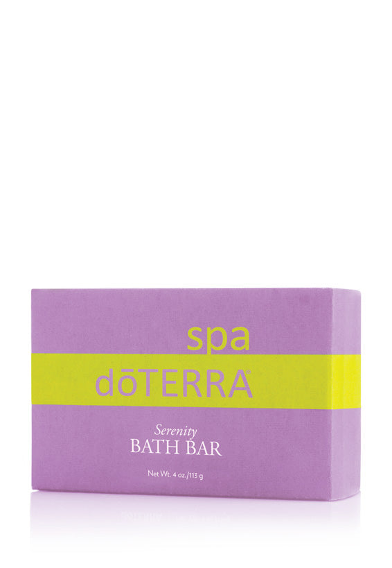 doTERRA SPA Serenity Restful Bath Bar - doTERRA