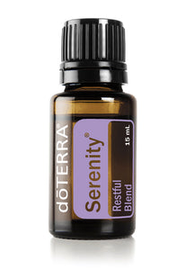 Serenity Restful Blend Essential Oil