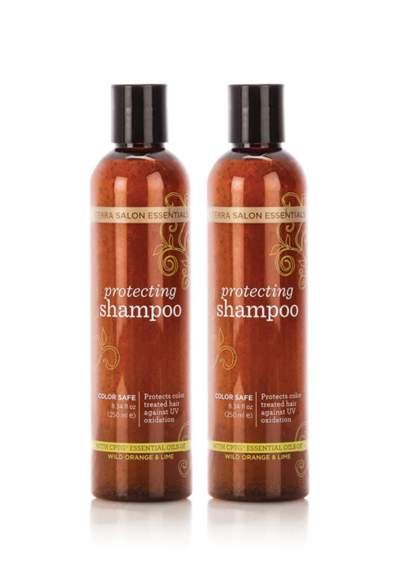 doTERRA Salon Essentials Protecting Shampoo 2–Pack - doTERRA