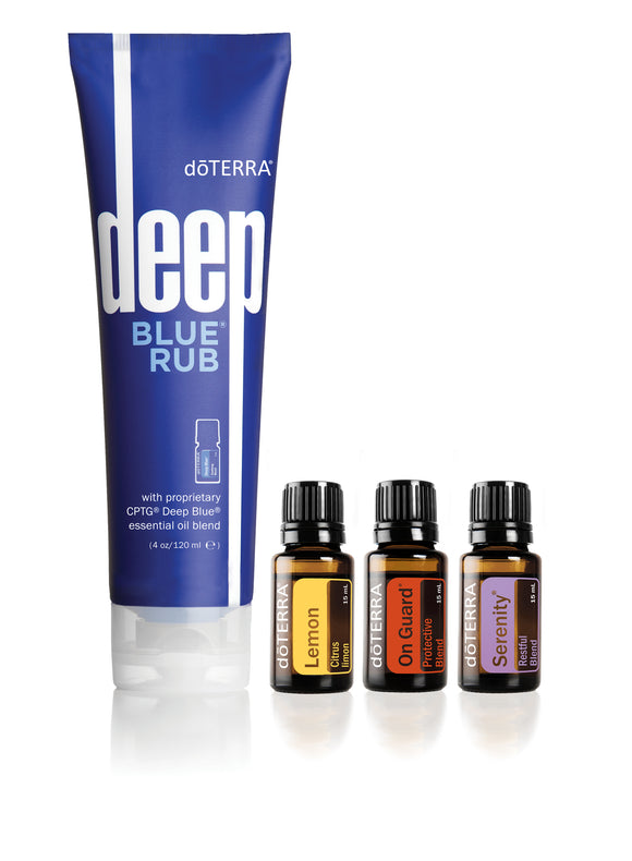 doTERRA Simple Solutions Kit - doTERRA
