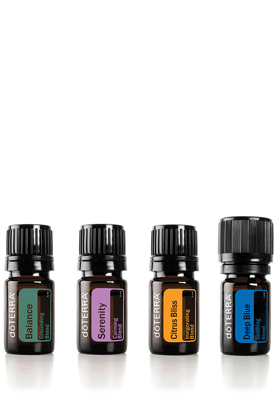 doTERRA Spa Oil Kit - doTERRA