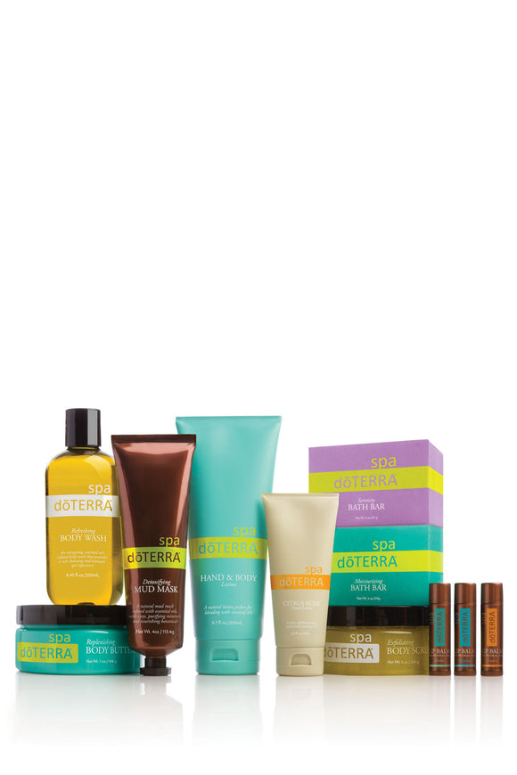 doTERRA Total SPA Kit - doTERRA