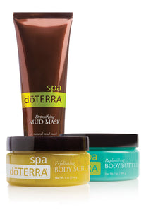 doTERRA SPA Luxury Kit - doTERRA