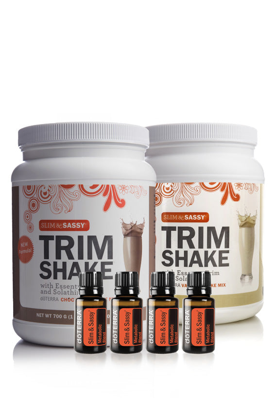 doTERRA Slim & Sassy Trim Kit - Chocolate, Vanilla - doTERRA